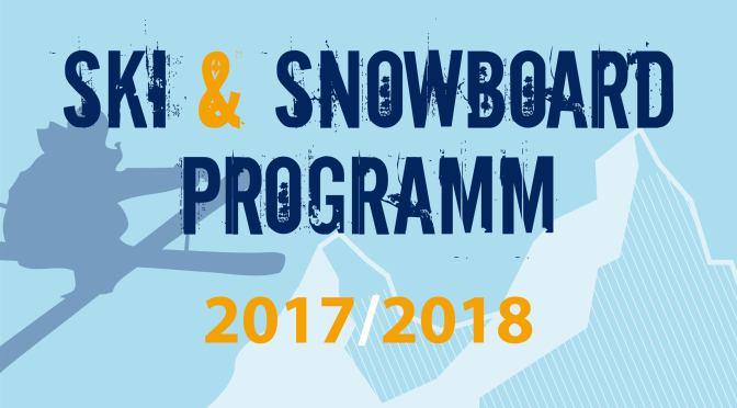 Programm 2017/2018