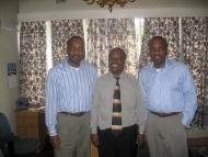 Pastor Ephiel & Kayode and Olumide Taiwo