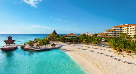 All Inclusive Vacations   America s  1 Tour Operator   Apple Vacations Cancun Riviera Maya Deals      Dreams Puerto Aventuras Resort   Spa