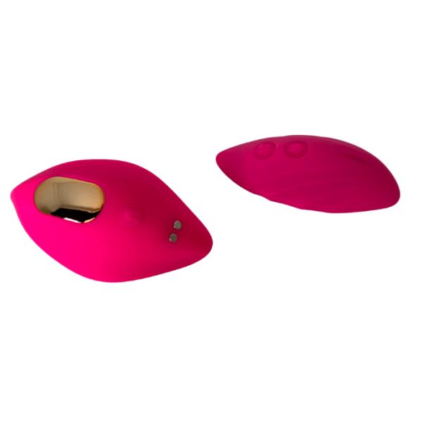 Remote Control Clit Vibrator - Rechargeable Clit Vibrator | V FOR VIBES Love egg, sex egg, wearable vibrator, vibrating panties