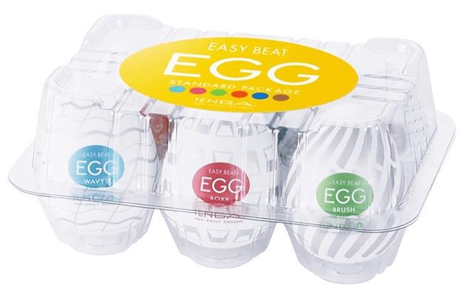Tenga eggs male masturbator