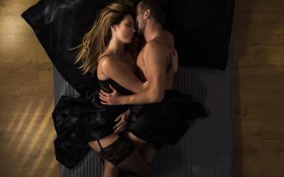 Cuddling and Sex.