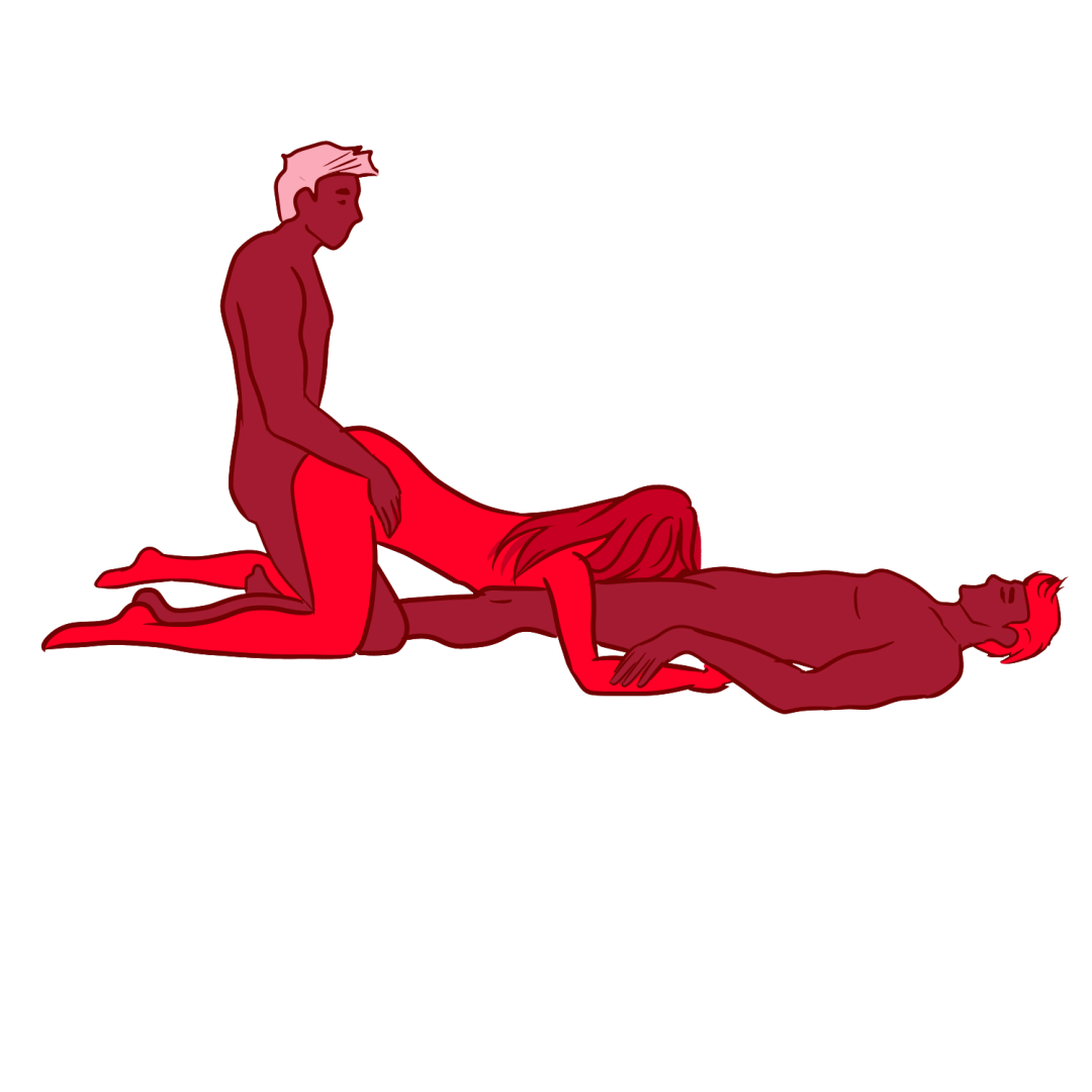 doggy blowjob threesome, threesomes: threesome positions, what is threesome & how to have a three way, three way sex, threesome affair, sex with many partner