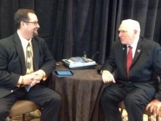 Derek Gilbert and Chuck Missler