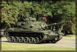 Coming soon: M60 tank to front of post