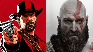 God of War ام Red Dead Redemption 2