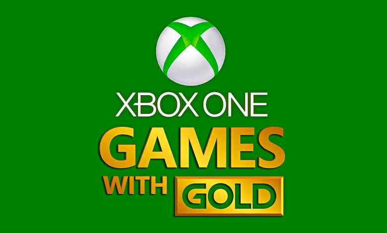 Games with Gold Xbox Live Gold