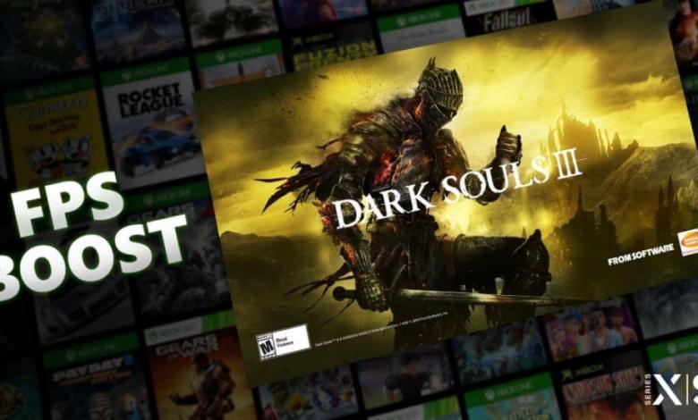 Dark Souls 3 FPS Boost