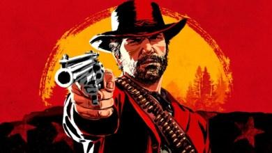 """صورة خطأ تقني """"Glitch"""" نادر في Red Dead Redemption 2 يحولها الى لوحة ضوئية مذهلة..!"""