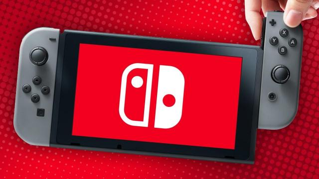 Report: Nintendo Ramps Up Switch Production to 30 Million This Fiscal Year