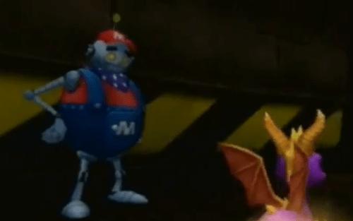 Spyro A Heros Tail Game View Single Trivia VGFacts