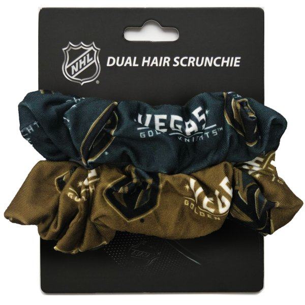 Vegas Golden Knights scrunchie