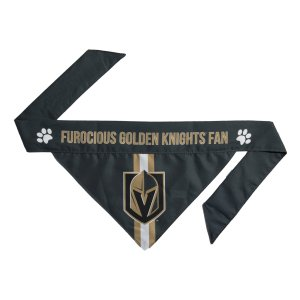 Vegas Golden Knights Dog Bandana