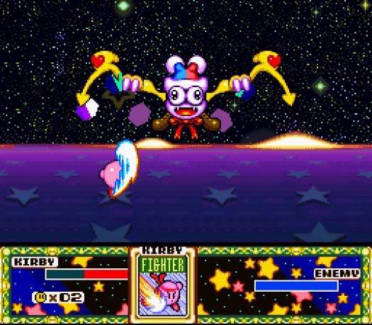 Image result for kirby super star milky way wishes