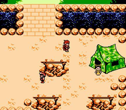 Non tutti i bootleg per NES mostrano la volontà di ricreare il gioco ispiratore su NES. Nel caso eclatante di Diablo II ci troviamo davanti a un misero clone di Dragon Quest, con grafica rippata da altri giochi per Famicom, come Castlevania III.
