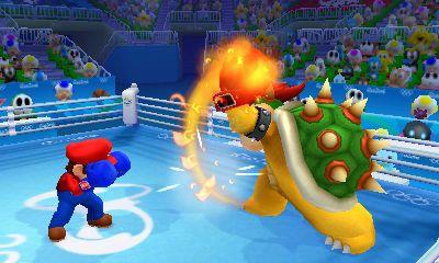 Poteva forse mancare uno scontro di Pugilato fra due icone Nintendo?