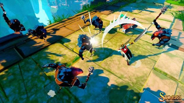 I giochi di luci e ombre sono notevoli, ma lo stesso non si può dire del sistema di combattimento...