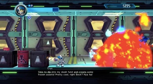 Le orribili esplosioni che il team ha ottenuto con l'Unreal Engine 4...