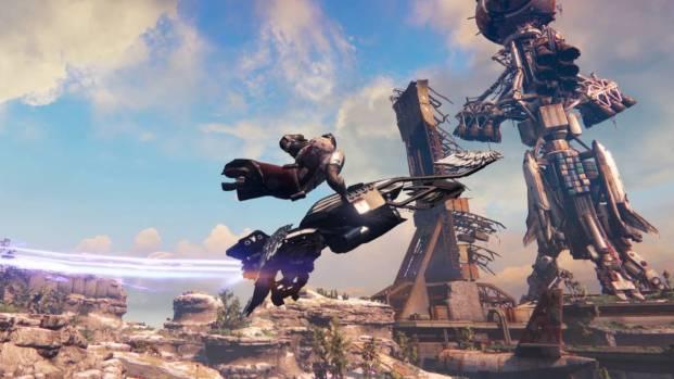 Destiny: Iron Gjallarwing
