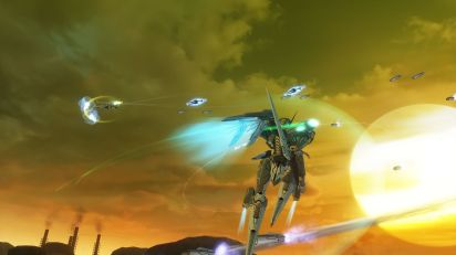 Zone of the Enders: The 2nd Runner M∀RS