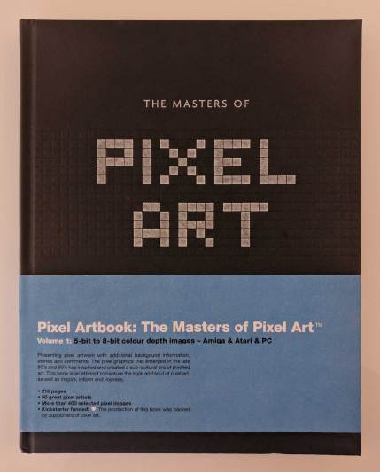 The Masters of Pixel Art
