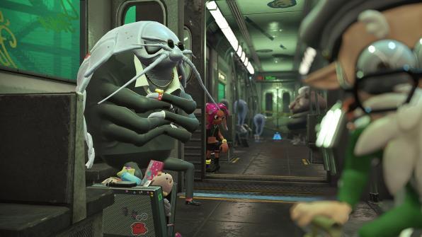 Splatoon 2: Octo Expansion