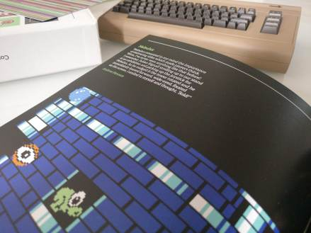 Pixel Cartacei #04: Commodore 64 - A Visual Compendium