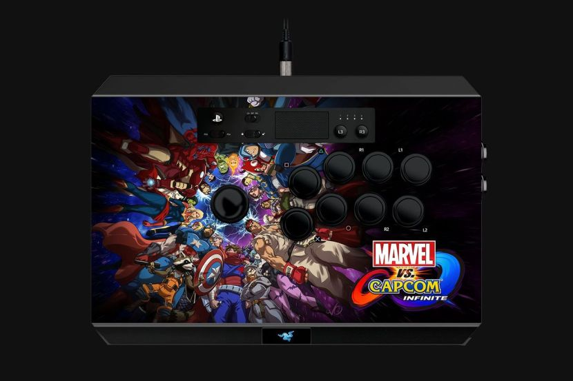 Razer Marvel vs Capcom Infinite