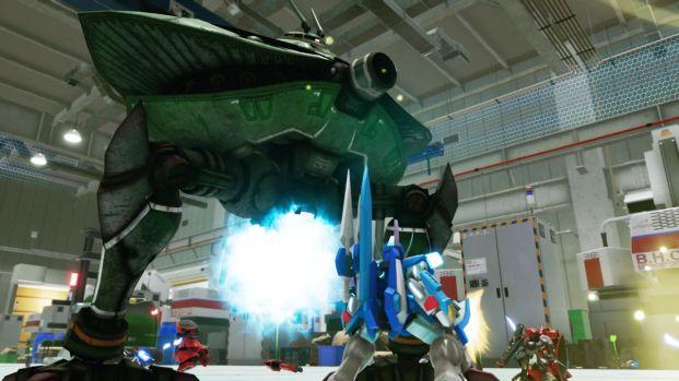 Super Gundam Breaker