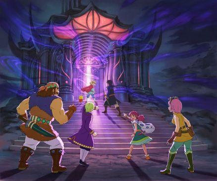 Ni no Kuni II: Il Destino di un Regno - The Lair of the Lost Lord
