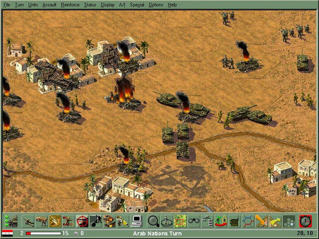 scarica il gioco divided ground: middle east conflict