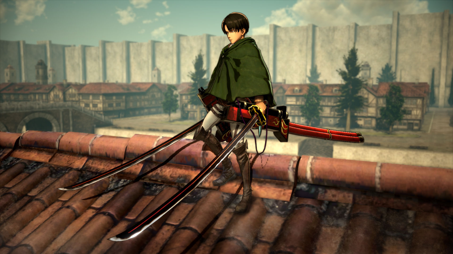 Review: Attack on Titan: Wings of Freedom | VGP