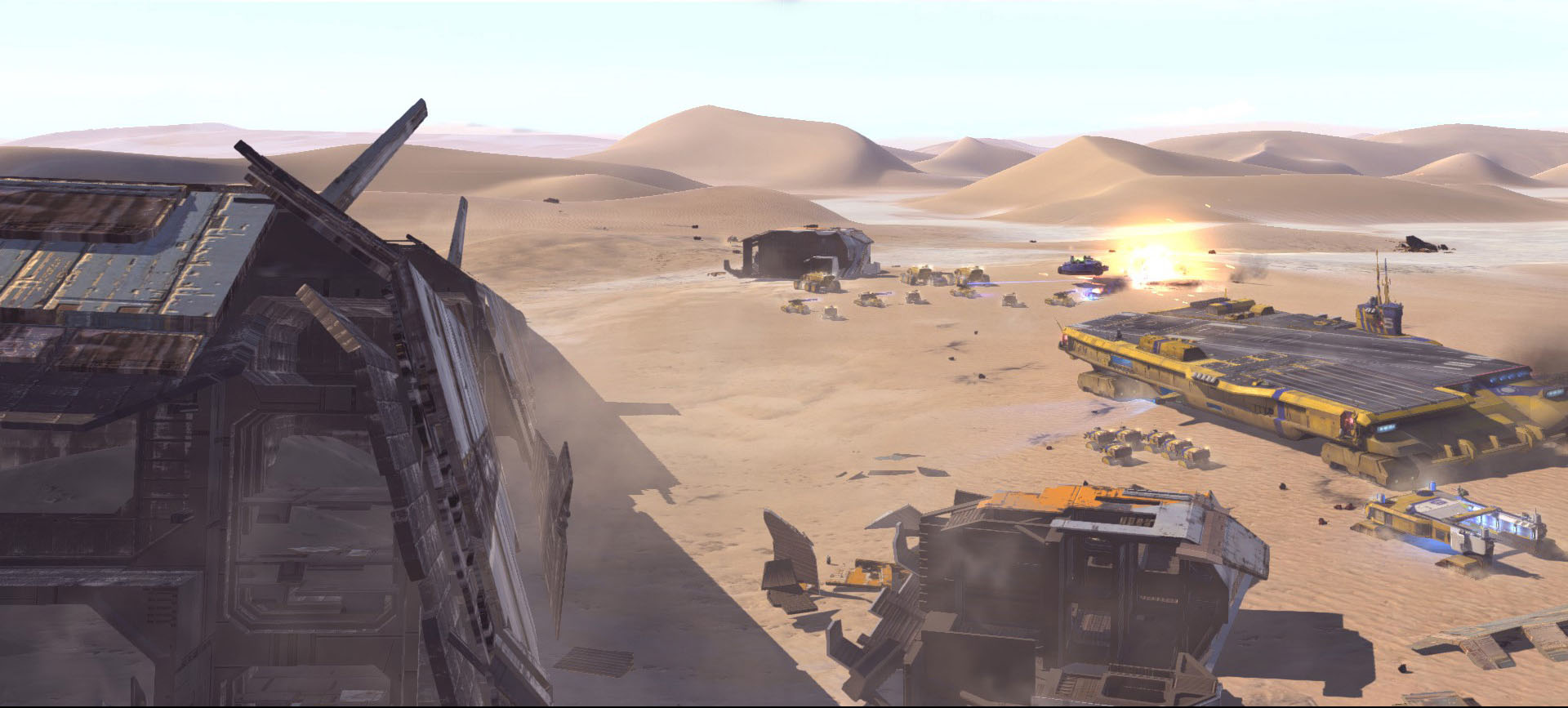 Homeworld Deserts of Kharak - VGProfessiona Review (4)