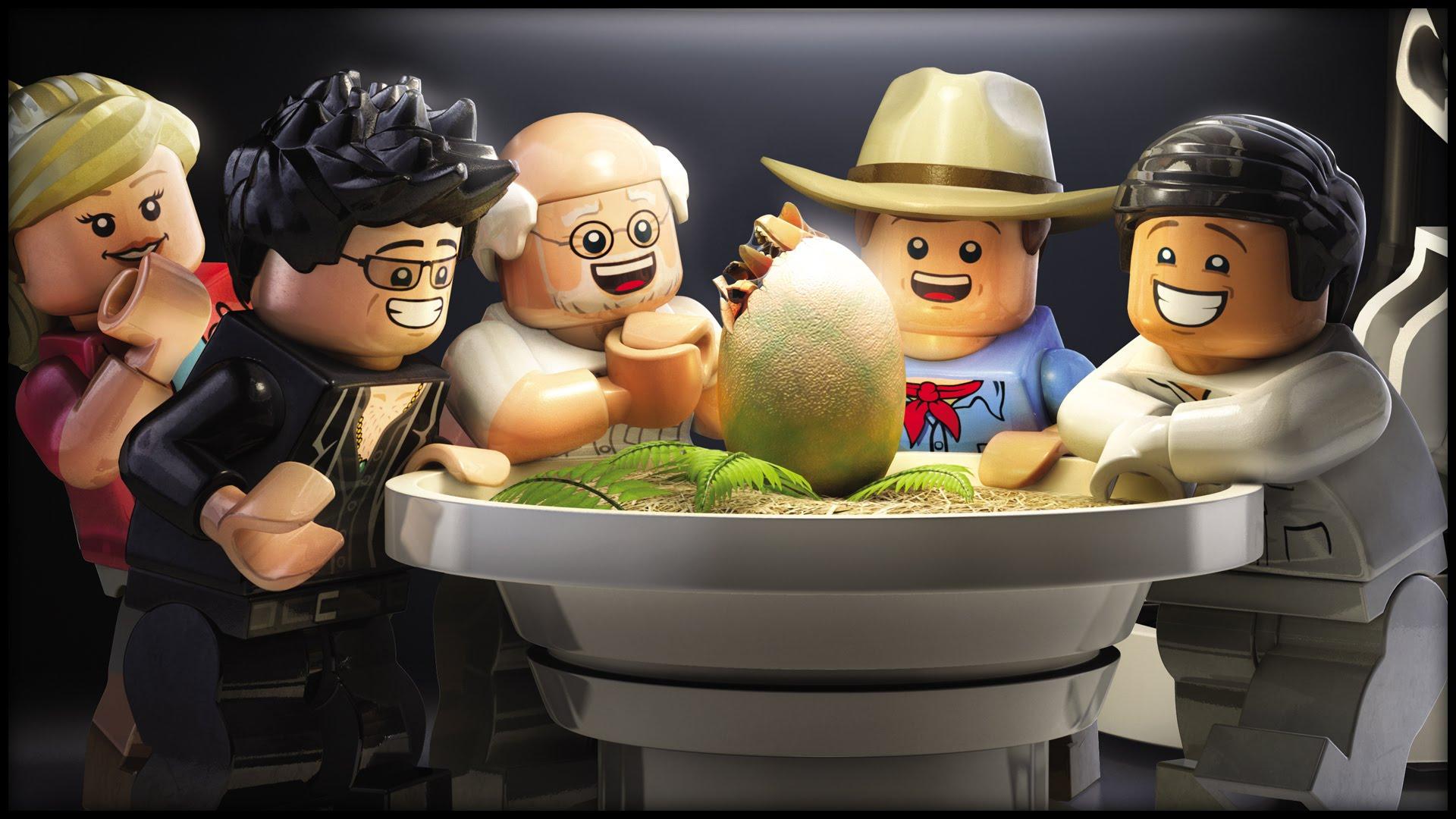 Lego Jurassic World - VGProfessional Review (5)
