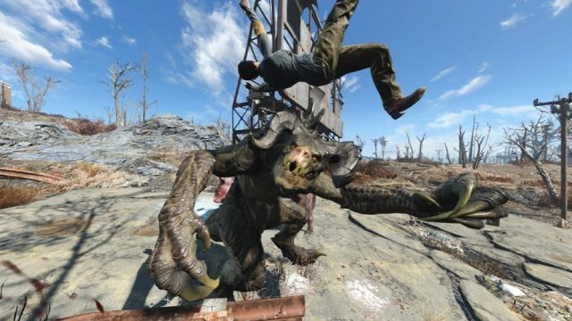Image result for fallout 76 deathclaw