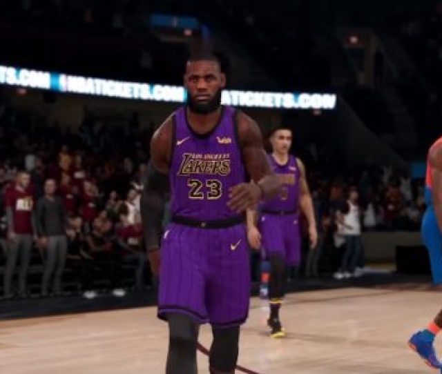 Nba Live 19 Title Update Adds City Jerseys Celebrations Fixes Defensive Gameplay Issues