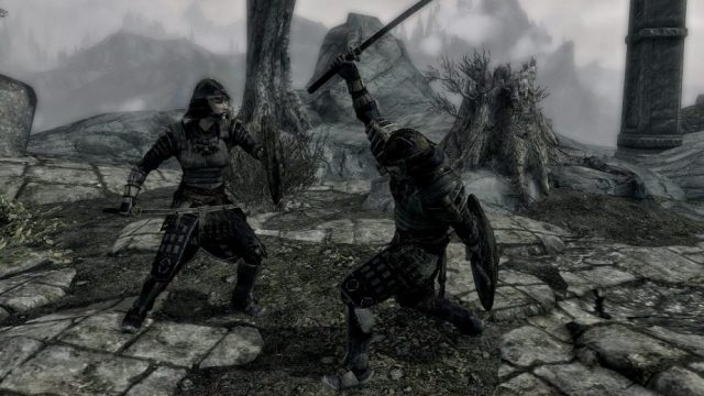 Elder Scrolls 6 Blades Training