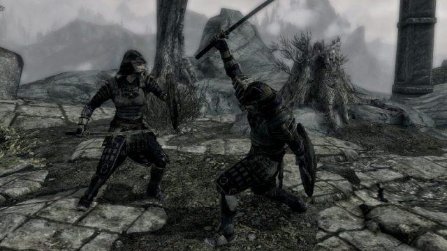 Elder Scrolls 6 Blades Training