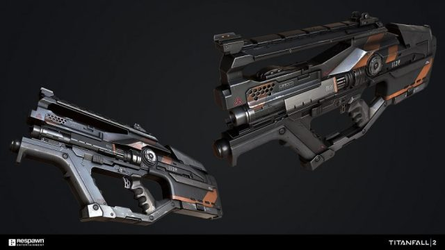 Apex Legends L-Star Weapon From Titanfall 2