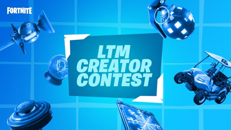 Fortnite Launches New Ltm Creator Contest For Players