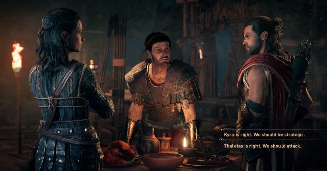 Assassin's Creed Odyssey Expects New DLC 2019
