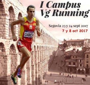 Campus VG Running - Segovia 2017 Nueva Fecha