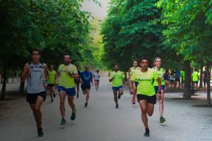 Vg Running Webpage
