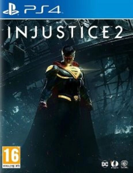injustice 2 from justice league