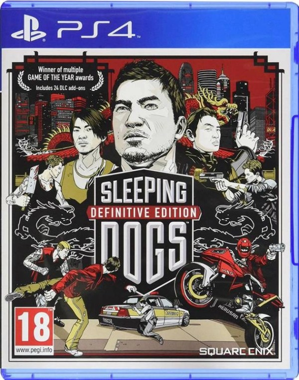 Sleeping Dogs The Definitive Edition