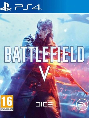 Battlefield V Playstation 4 cover