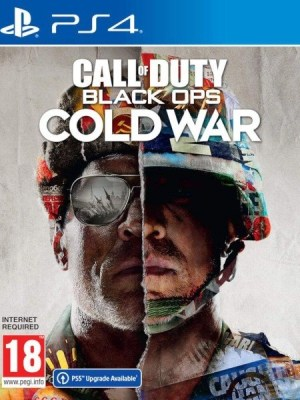 Call of Duty Black Ops Cold War Playstation 4 cover