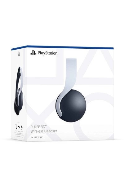 PULSE 3D Wireless Headset the official Sony PS5 headset
