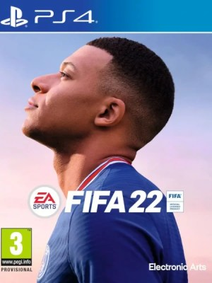 FIFA 22 PS4 cover
