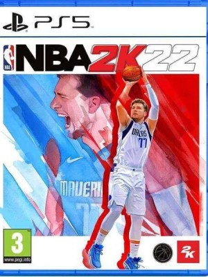 NBA 2K22 for Sony PlayStation 5 by 2K Sports